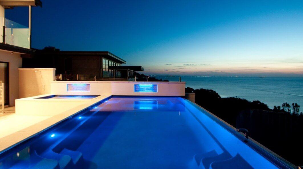 Above ground fibreglass pools gordon ave pools and spas - Above ground fibreglass swimming pools ...